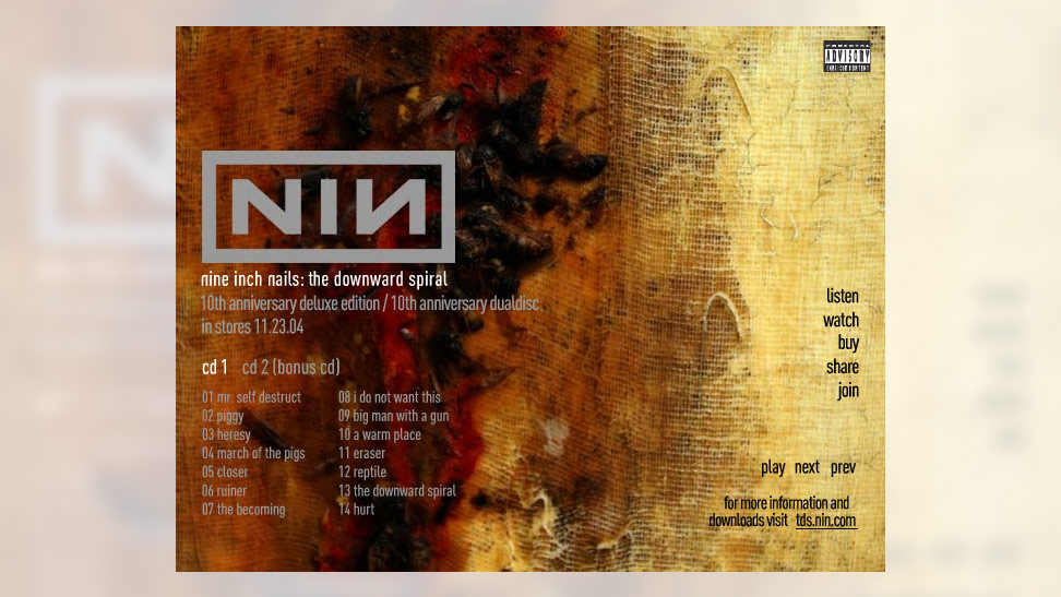 Nine Inch Nails | Deep Fried Productions